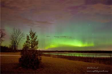aurora in iowa